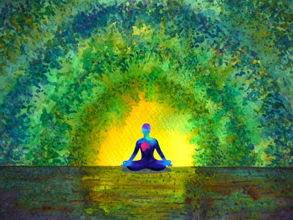 convey meditative health for mental wellness